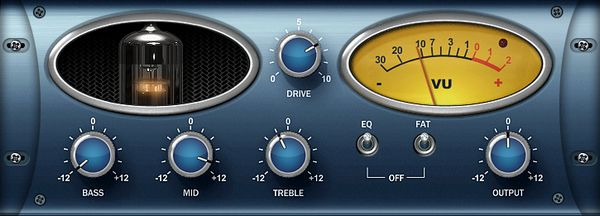 Plugin Tube Saturator